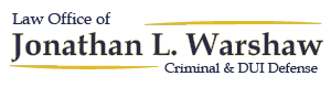 Law Office of Jonathan L. Warshaw Logo